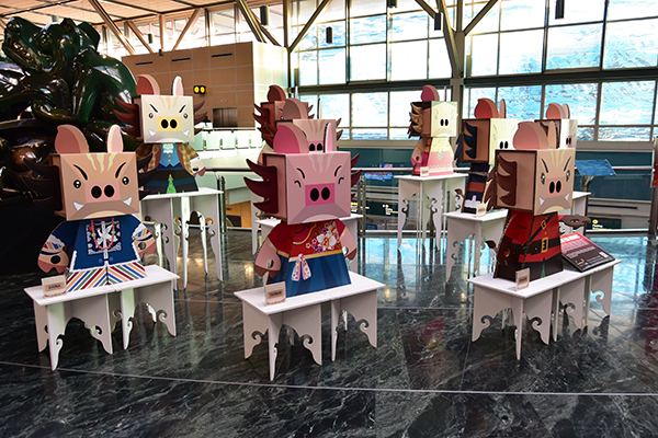 2019 TAIWANfest Pig Hero Ring Toss - Feature Image