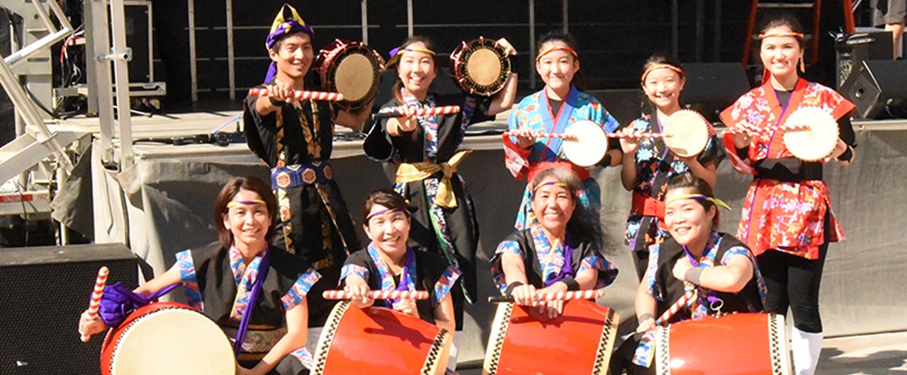 2019 TAIWANfest Vancouver Okinawa Taiko - Feature Image